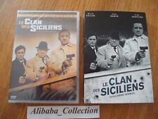 // NEUF DVD ** LE CLAN DES SICILIENS ** GABIN  DELON VENTURA
