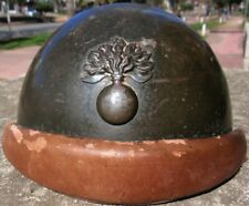 URUGUAY METROPOLITAN GUARD FRENCH M 35 TANK MACHINE GUN HELMET CITROEN KEGRESSE