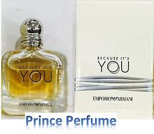 EMPORIO ARMANI BECAUSE IT'S YOU EDP VAPO NATURAL SPRAY - 100 ml