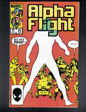 Alpha Flight #s 25 thru 36  - 12 ISSUE RUN OF ALPHA FLIGHT - Marvel - VF/NM