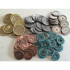 Scythe Metal Coins Accessories Stonemaier Games Stm605