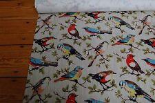 Cath Kidston Hule Tela De Aves Jardín 34cm X 50cm