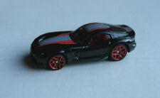 Hot Wheels 2013 Dodge Viper SRT schwarz Multipack Exclusive Sportwagen black ´13