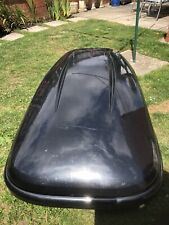 Halfords Roof Box 370L