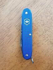 Victorinox / Swiss Army Knife / Pioneer Alox / Blue / Brand New