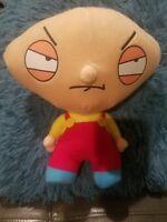 """Family Guy Stewie Griffin Plush NANCO 10"""" (twentieth century fox 2005) Stuffed"""