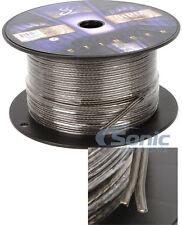 Stinger SHW516G 250 ft. Roll of HPM 16 AWG Gauge Matte Gray Speaker Wire