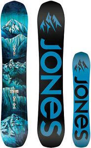 JONES FRONTIER REGULAR & WIDE SNOWBOARD - 2020