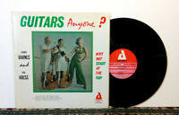 George Barnes And Carl Kress: Guitars, Anyone? Why Not Start At The Top? LP 1981