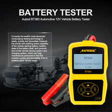AUTOOL BT360 DC 12V Vehicle Battery System Tester Car Charging Test Analyzer