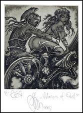 Agirba Ruslan 2007 Exlibris C3 Project Graphic Mythology Greece Erotic Nude p10