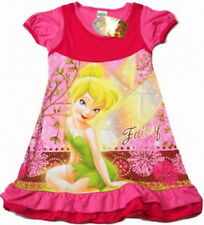 SPLENDIDE ROBE PRINCESSE FEE CLOCHETTE 7-8 ans ( 8-L ) DISNEY FAIRIES
