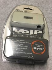 AUVI VOIP SKYPE PHONE ADAPTER Model WIP20SC