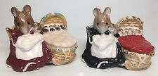 "Lot of Two - Beswick Beatrix Potter ""Hunca Munca"" Figurines"