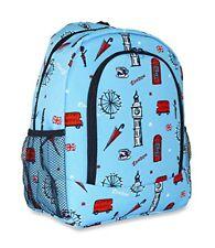 School Backpack London UK 17 inch