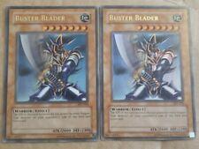 "YUGIOH BUSTER BLADER BPT-008 SECRET ""HAS HEAVY PLAY/"""