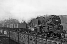 PHOTO  BR 92094 BR 2 10 0 WITH FRANCO CROSTI BOILER AT CHESTERFIELD 1959