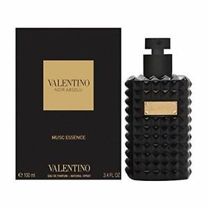 Valentino Noir Absolu Musc Essence for Women 100ML 3.4 Oz Eau De Parfum Spray