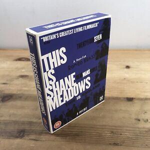 This Is Shane Meadows DVD Box Set Twentyfourseven Romeo Dead England