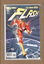 THE FLASH #2 GREG CAPULLO VARIANT THE NEW 52 NM+