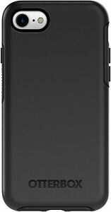 OtterBox Symmetry Series Case for iPhone SE (2020) & iPhone 8 iPhone 7 Black