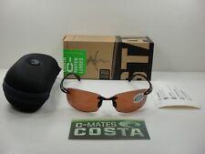 COSTA DEL MAR BALLAST C-MATES SUNGLASSES BA10 OCP +2.50X TORTOISE/COPPER 580P