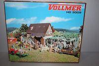 Vollmer 3009 Gebäudebausatz Herbstfest Spur H0 OVP