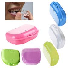 Rangement Boîte De Prothèse Dentaire Retenue Orthodonti Stockage Correcteur Dent