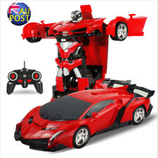 1:18 for Transformers Wireless Remote Control Car Kid toy Electric Racing Toy S4