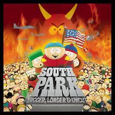 SOUTH PARK:BIGGER,LONGER & UNCUT. - DOUBLE COLOR VINYL 2 VINYL LP NEU
