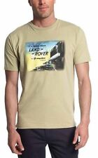 New Genuine Land Rover Vintage Land Rover T-Shirt Size Small 51LRSS12T4S