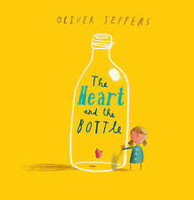 The Heart and the Bottle Mini HB by Oliver Jeffers (Hardback, 2011)