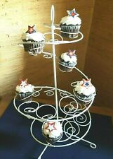 Juvale 20 Cupcake Holder Spiral Design - Portable