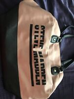 Steve Madden x large Peach/pink tote purse ladies