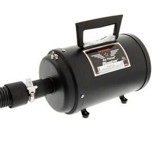 Metro Air Force Steel Heavy Duty Blaster Pet Grooming Dryer with 10ft Hose
