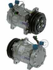 Aftermarket Sanden Type AC Compressor Replaces: 4779, 4896 4627 MEI 5380 58591