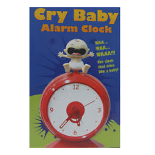 Tech Tools Cry Baby Alarm Clock