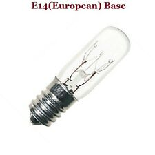 CANDELA E4376 7W 250V T5 TUBE E14 BASE CLEAR INCANDESCENT LIGHT BULB(European)