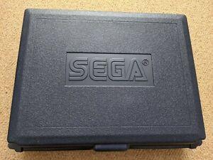 Rare Blue Sega Mega Drive Rental Carry Case