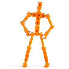 NEW! Orange ModiBot Mo - Artist Armature / Stop Motion / Action Figure Kit!