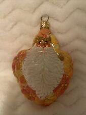 Patricia Breen 2004 Heart for Henry Ornament , Orange