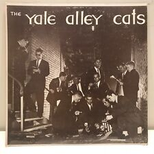 Songs by the Yale Alley Cats LP RCA Custom Press 1958 deep groove