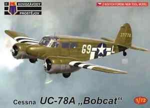 "KP Cessna UC-78A ""Bobcat"" KPM0168-1/72"