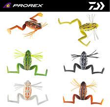 Daiwa Prorex Micro Frog 35DF Mikro Frosch Froschimitat Gummifrosch 3,5cm Rapfen