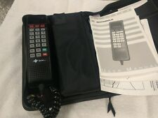 Vintage Sprint Motorola Cell Mobile Phone Model SCN2500A  90's bag phone