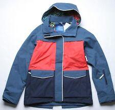 Adidas Women 2L Icon Snowboard Jacket (M) Blue