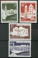 Luxembourg 1975 European Architectural Heritage Year set SG 943-946 MNH mint