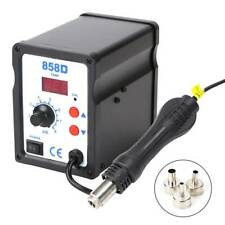 6Pcs Heat Gun Nozzles Solder Kit Tool For 868//898//858 Hot Air Soldering Station