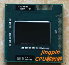 Intel Core i7 820QM 1.73GHz Quad Core 8M Laptop CPU Processor SLBLX