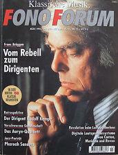 Fono Forum 3/96 Meridian DSP5000, Revox Scala Ambiente, Canton Digital1, Brüggen